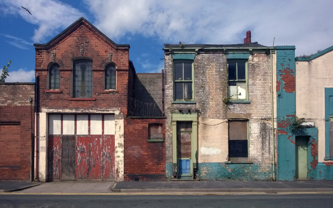 The Commercial Property Revolution: Ghost Towns